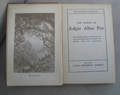 EDGAR ALLAN POE Works - New Richmond Edition, no date