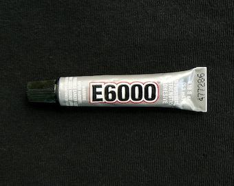 E6000 Small Tube .18 fl. oz. Craft Glue Adhesive