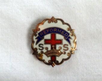 Reformed Sunday School Pin
