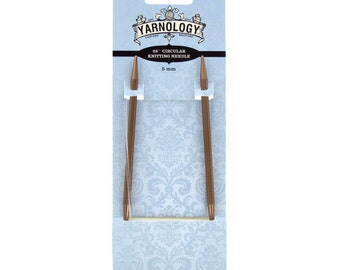 Yarnology 29 Inch Size 8 (5mm) Circular Knitting Needle