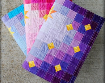 Patchwork Star Bible Cover