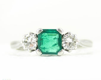 Vintage wedding rings chester