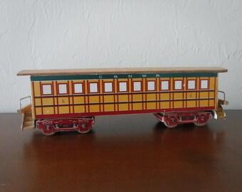 Vintage Toy Train Car //554