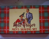 MacGregor Men's Shaving Kit