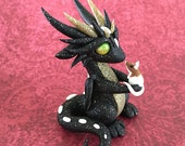 Dragon with Ratty Friend