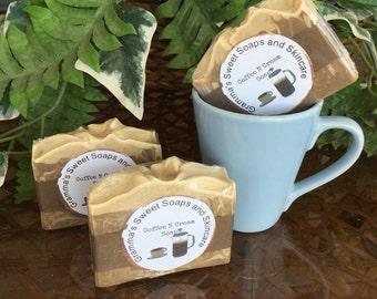 Coffee N Cream Artisan Soap