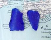 Cobalt Blue SeaglassSea Glass Mermaid's Tear Irish Sea Glass