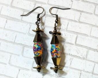 Multicolor Earrings (2806)