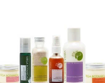Complete Daily Skin Care System - Normal to Dry