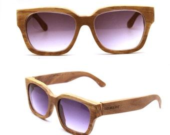 Custom Glasses Olive Wood Prescription Rx Sunglasses Glasses Frames Takemoto