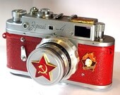 1958 Early ZORKI-4 camera rare Russian LEICA -=Aways Ready=-