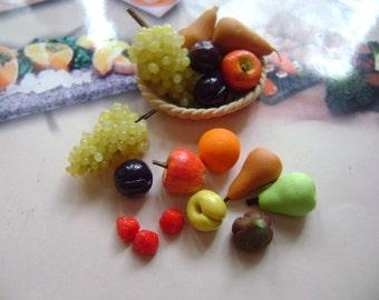 Lot 11 pz. mix FRUIT