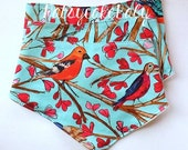 Bandana Bibs for teething and drooling babies choose your fabric custom