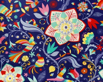 SALE : Daydream Kate Spain Arcadia ink moda fabrics FQ or more