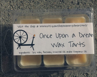 Once Upon a Dream Soy Blend Wax Tarts (Sleeping Beauty/Disney Princess)