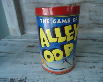 Vintage 1937 The Game of Alley Oop