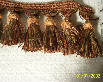 Tassel trim,10 yards