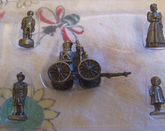 ah18 americana collection pewter figurines