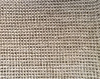 """60"""" Dorr Primitive Mixed Linen Backing by the yard"""