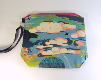 Sock Sized Landscape Project Bag