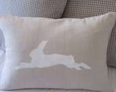 Bunny Pillow Cover