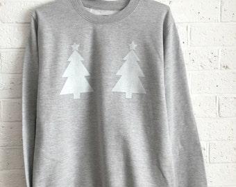 Christmas Jumper | Xmas Jumper | Christmas Tree Jumper | Christmas Sweatshirt