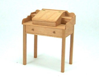 Colonial Counting Desk
