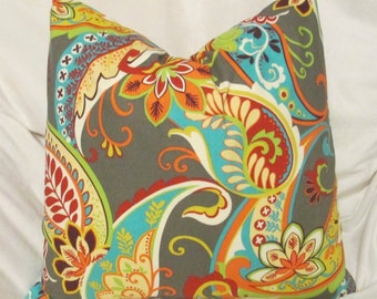 NEW Release  Chocolate Whimsy Pillow  Covers Pick your Size
