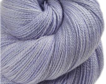 POI Superwash Merino/Silk/Stellina Lace Weight Yarn