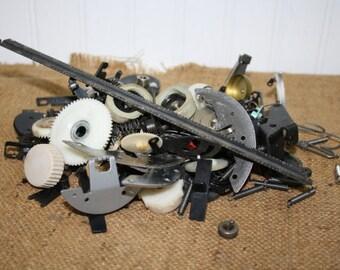 Vintage Typewriter Pieces and Parts - item #1237