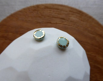 Starburst Small Stud Earrings