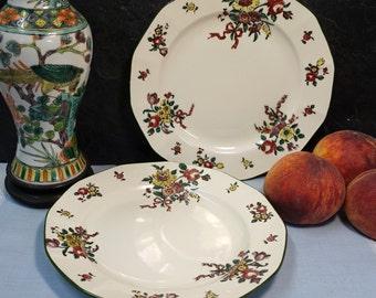 Antique Royal Doulton Plates