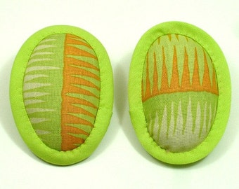 Easter Catnip Toys, Easter Cat Toys, Catnip Eggs, Pointy Pillows, Easter Cats, Strong Catnip Toys, Well-Made Cat Toys  JAGGED EGGS