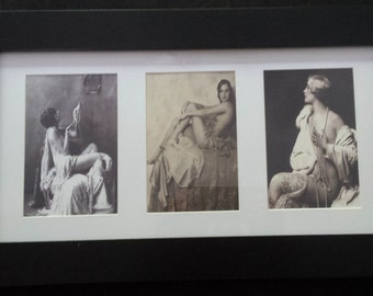 Ziegfeld Follies Wall Art, the stunning Billy Dove, Alice Wilke & Muriel Finley