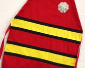 Fire fighter boys' Apron