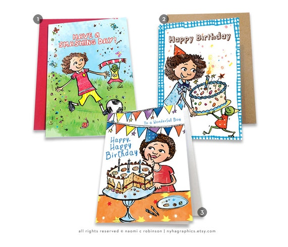 birthday cards for boys multicultural cards happy birthday, Birthday card