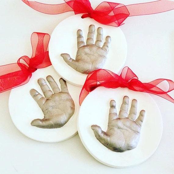 Baptism Ornament Christmas Ornament Personalized Baby: Personalized Baby's First Christmas Ornament