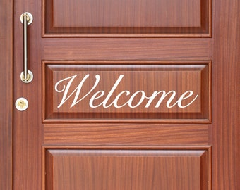 Welcome Wall Decor entryway wall decor   etsy