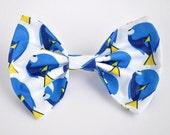 Disney Pixar Finding Dory Fabric Clip-on Hair Bow