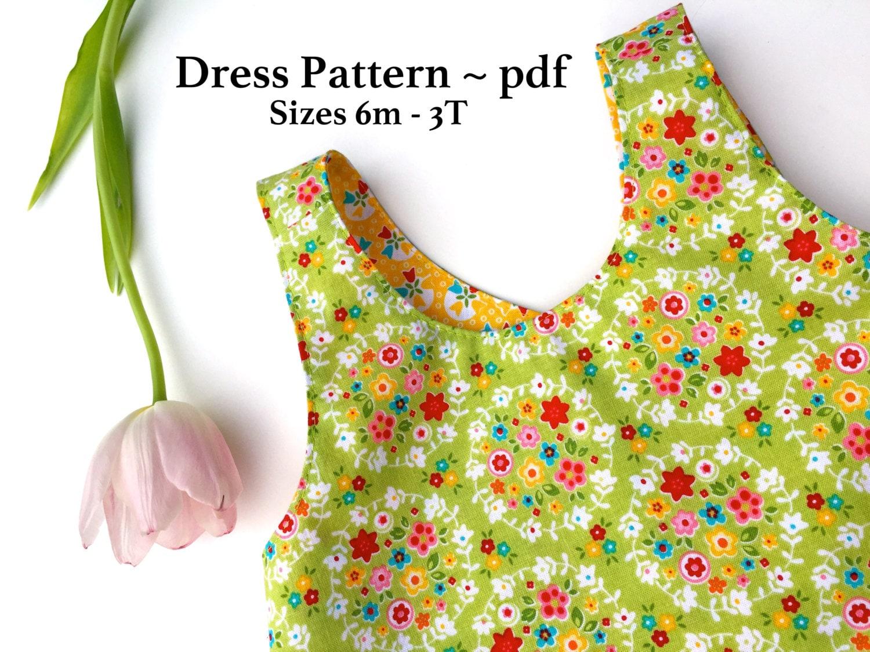 pinafore pattern pdf