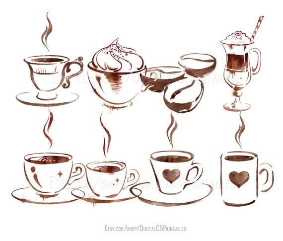 coffee creamer clipart - photo #50