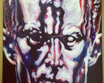 T-1000 painting