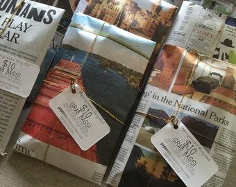 Letter Writer's Grab Bag - Stationery Mystery Bag - Surprise Bag