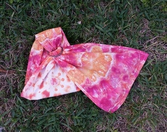 Doll Ring Sling - Ice Dyed - Toddler Size - Please Read Item Details Before Buying