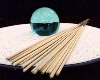 Herbal Incense - JASMINE, premium incense, top drawer incense, floral incense, meditation, yoga