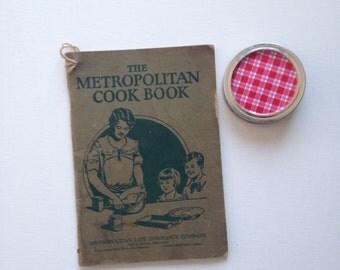 The Metropolitan Cook Book