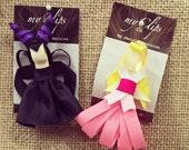 Disney inspired Maleficent and Aurora hair clip or headband
