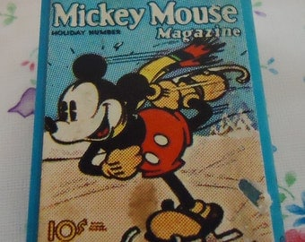 The Mickey Mouse Book Eraser.80s