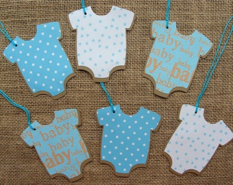 Gift Tags - BABY BOY - BB24