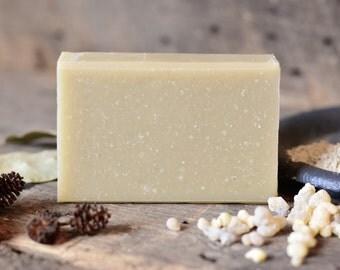 Organic Soap, Rocky Mountain Bar